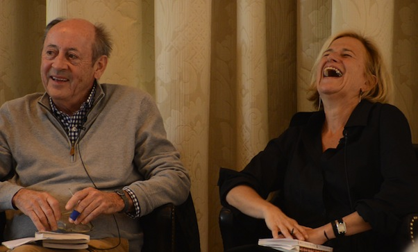 READ TRANSCRIPT: The Art of Humor featuring Billy Collins & Melissa Bank