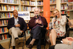 "The Aspen New York Books Series ""The Art of the Essay"" Photo: Erin Baiano"