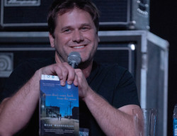 Dean with book