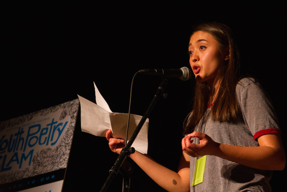 ALL AGES POETRY SLAM: December 7