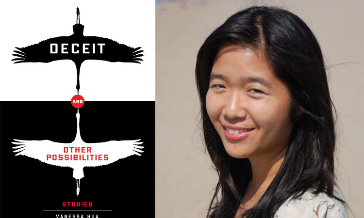 2014 Emerging Writer Fellow Vanessa Hua Publishes Her First Book